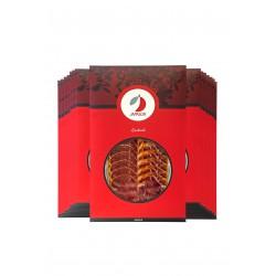 Pack de 15 sobres de lomo de bellota 50% raza ibérica CON PIMIENTÓN
